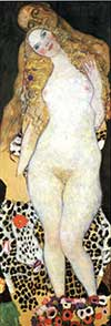 Густав Климт (Gustav Klimt). Адам и Ева (Adam and Eva)