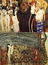 Густав Климт (Gustav Klimt). Враждебные силы (The Hostile Powers)