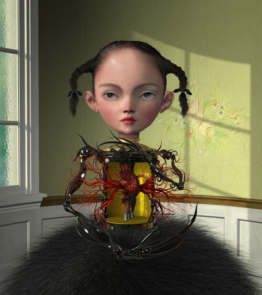 Рей Цезар (Ray Caesar). Королева на мухах (Queen On Flies)