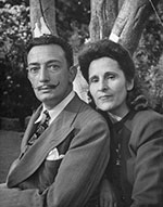 Сальвадор Дали и Гала (Salvador Dali and Gala)