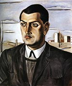 Портрет Луиса Буньюэля (Portrait of Luis Bunuel)