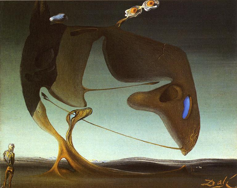 Сальвадор Дали (Salvador Dali). Архитектура сюрреалиста (Surrealist Architecture)